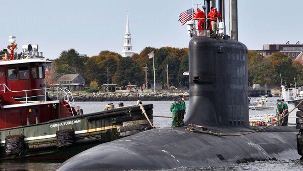Submarino de la clase Virginia - Sputnik Mundo