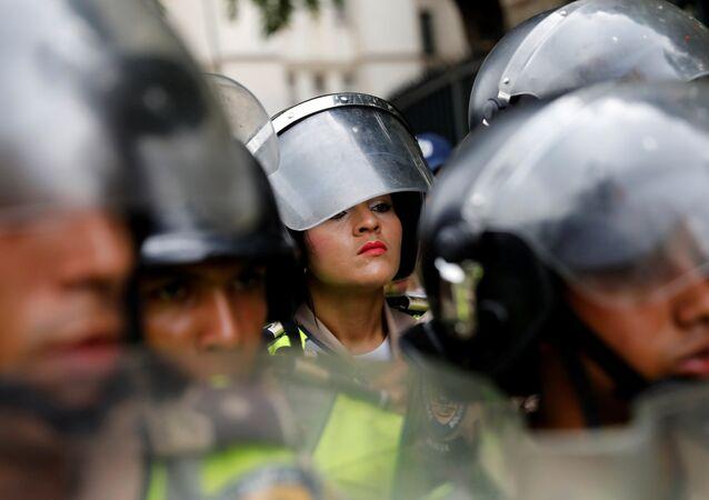 Policía Nacional Bolivariana