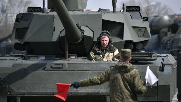 T-14 Armata - Sputnik Mundo