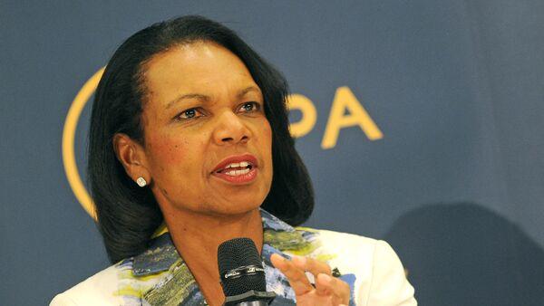 Condoleezza Rice, exsecretaria de Estado de EEUU (archivo) - Sputnik Mundo
