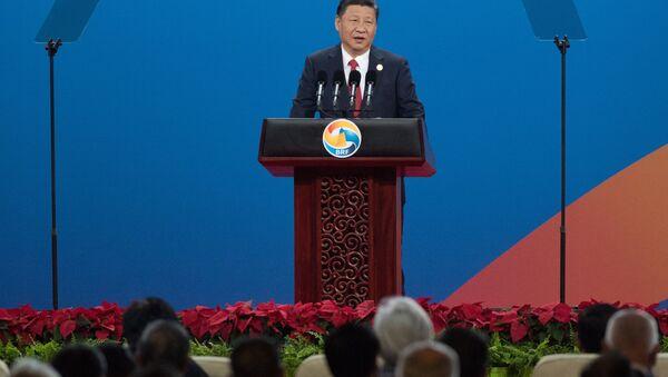 Presidente de China, Xi Jinping - Sputnik Mundo