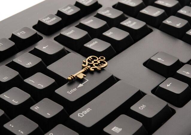 Un teclado