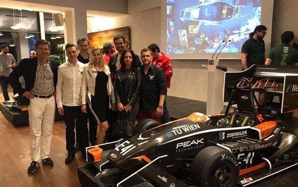 Una delegación de empresarios austriacos en Crimea - Sputnik Mundo