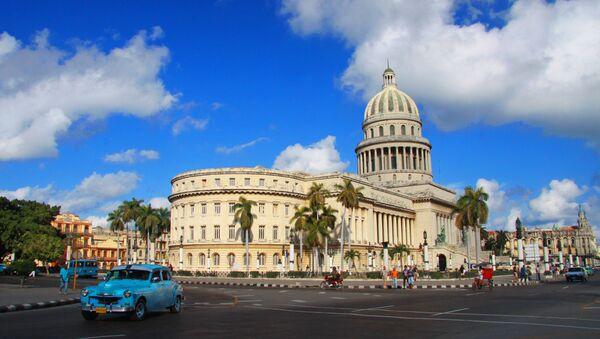 El Capitolio de La Habana - Sputnik Mundo