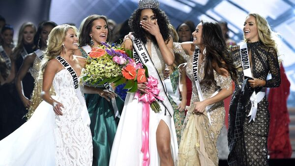 ¿Quiénes son las estadounidenses más bellas? - Sputnik Mundo