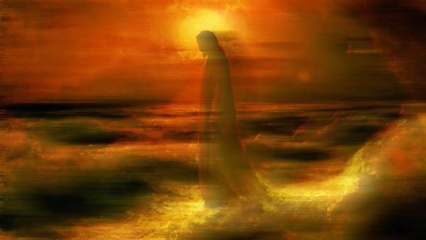 Jesús anda por el agua - Sputnik Mundo