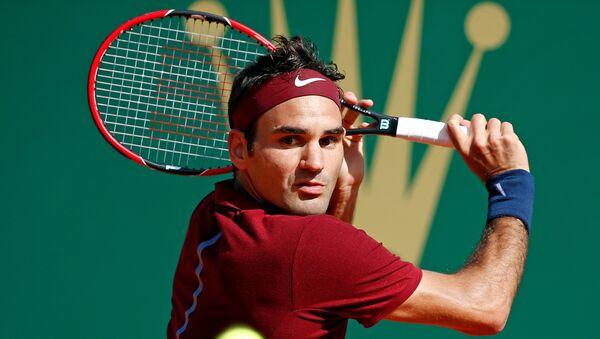 Roger Federer - Sputnik Mundo