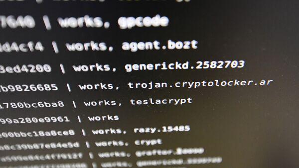 Ataque cibernético - Sputnik Mundo