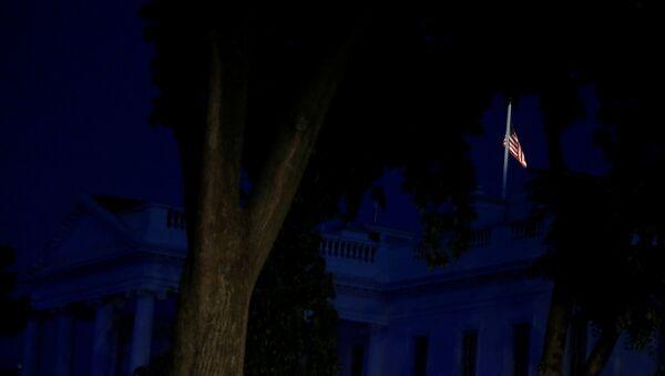 La Casa Blanca en Washington, EEUU (archivo) - Sputnik Mundo