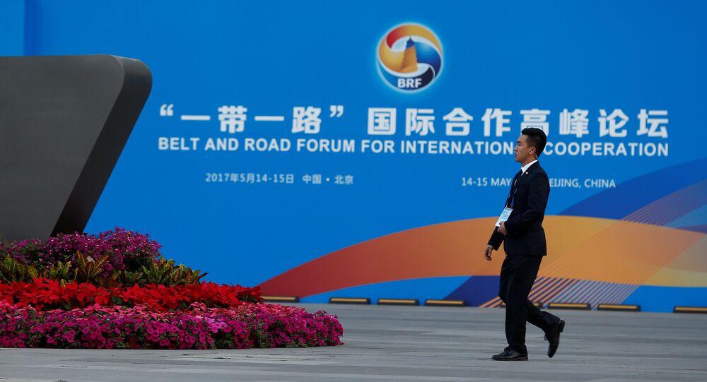 Ruta de la Seda, Pekín (archivo)