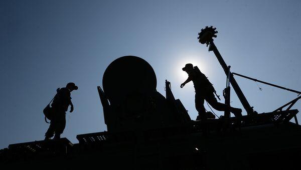 Las tropas de guerra electrónica de Rusia - Sputnik Mundo