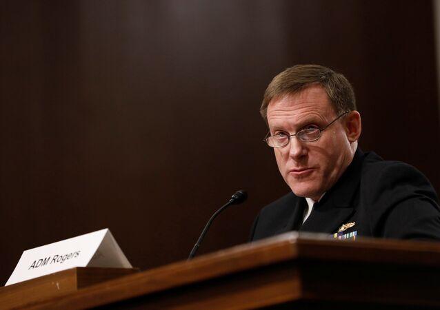 El director de la NSA, Michael Rogers (archivo)
