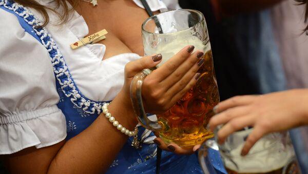 Oktoberfest de Munich, Alemania - Sputnik Mundo