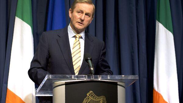 El primer ministro de Irlanda, Enda Kenny (archivo) - Sputnik Mundo