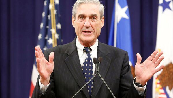 Exdirector del FBI, Robert Mueller - Sputnik Mundo