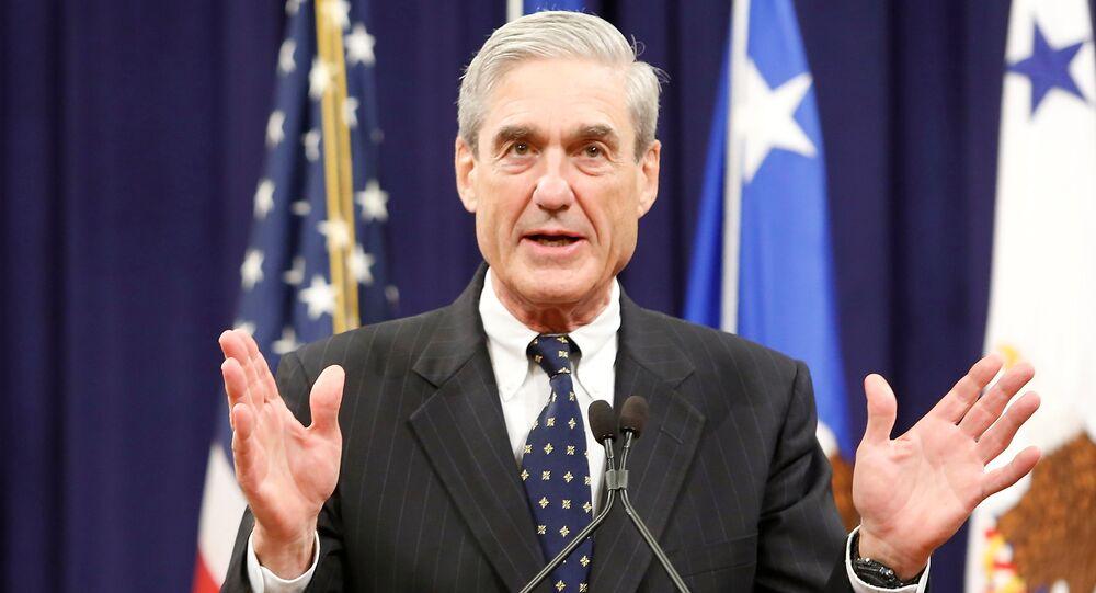 Robert Mueller, Consejero Especial estadounidense (archivo)