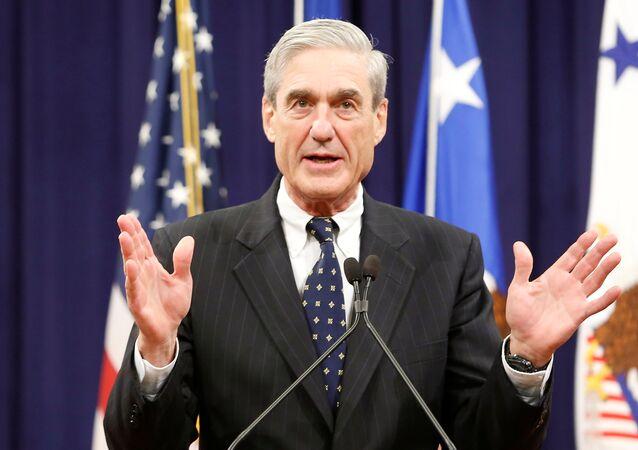 Robert Mueller, el consejero especial