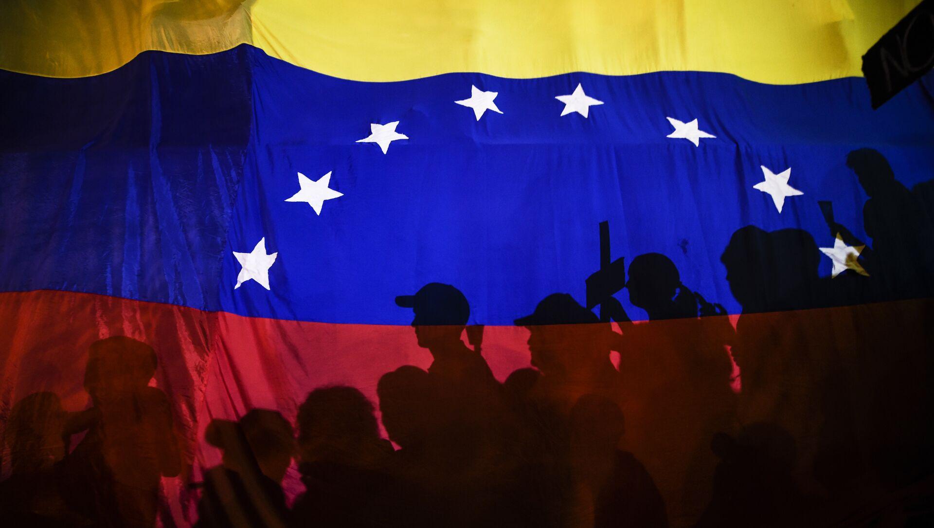 La bandera de Venezuela - Sputnik Mundo, 1920, 01.07.2020