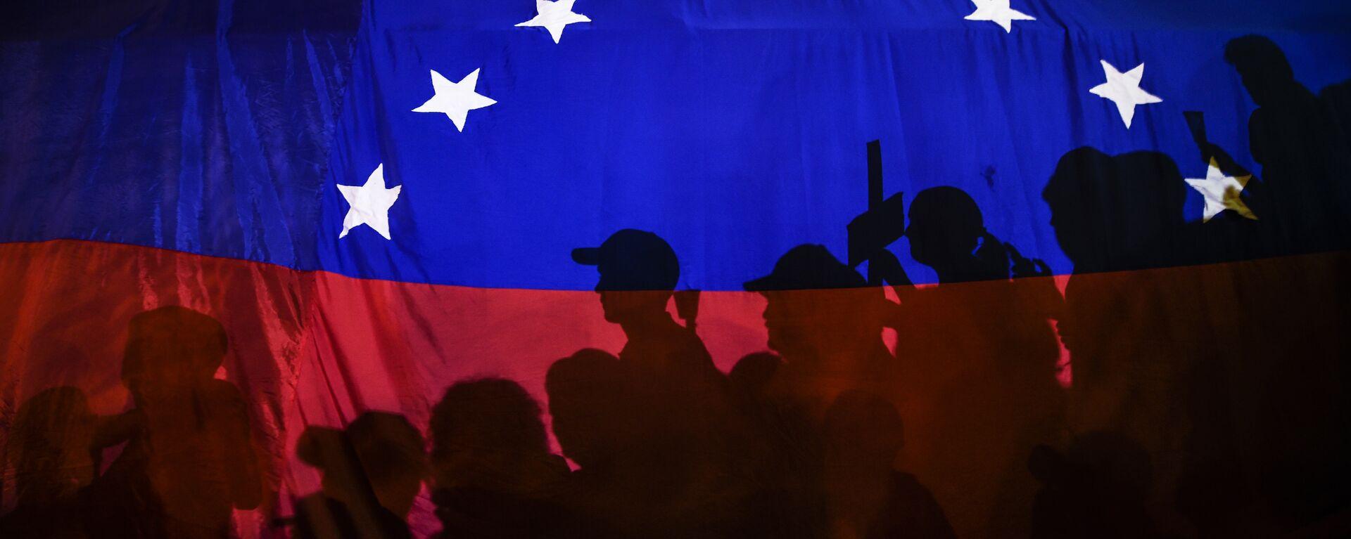 La bandera de Venezuela - Sputnik Mundo, 1920, 14.08.2021