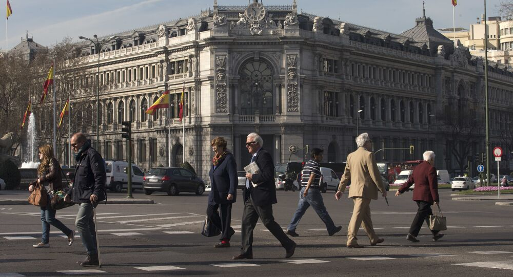 El Banco de España (archivo)