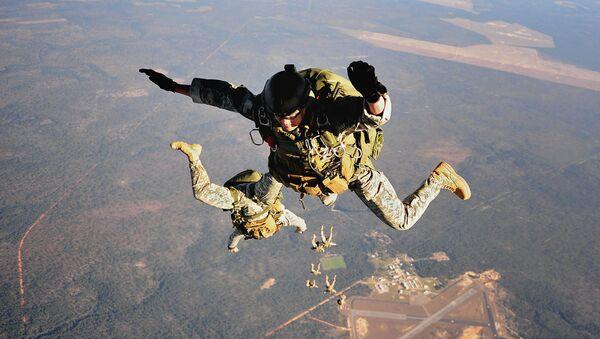 Militares de las Fuerzas de Operaciones Especiales de EEUU (archivo) - Sputnik Mundo