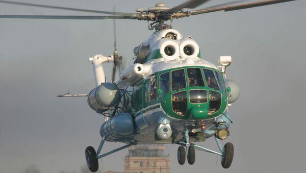 Helicóptero Mi-8/17 - Sputnik Mundo