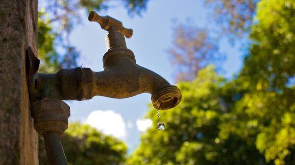 Agua - Sputnik Mundo