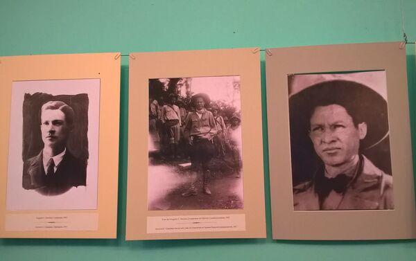 Muestra fotográfica dedicada a la vida y la lucha de Augusto César Sandino - Sputnik Mundo