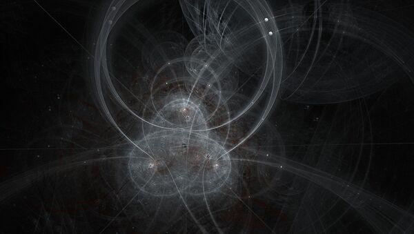 Física cuántica (imagen referencial) - Sputnik Mundo