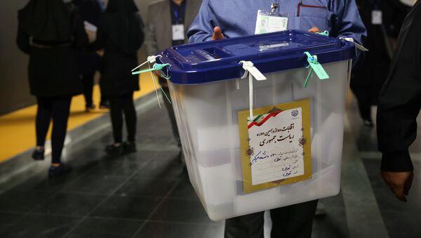 Elecciones presidenciales en Irán - Sputnik Mundo