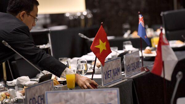 Encuentro de los países signatarios de TPP - Sputnik Mundo