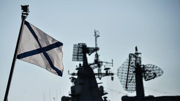 Los buques de la Flota del Mar Negro (imagen referencial) - Sputnik Mundo