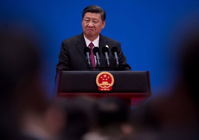 Xi Jinping, presidente de China