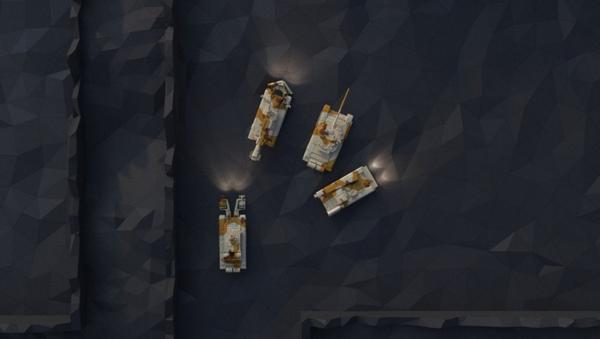 Vehículos de soporte - Sputnik Mundo