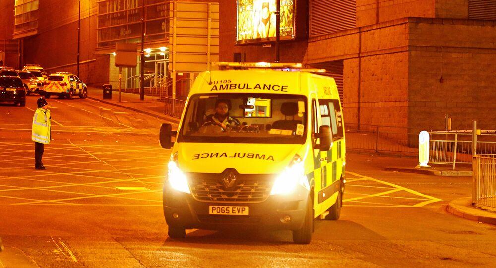 Ambulancia de Manchester