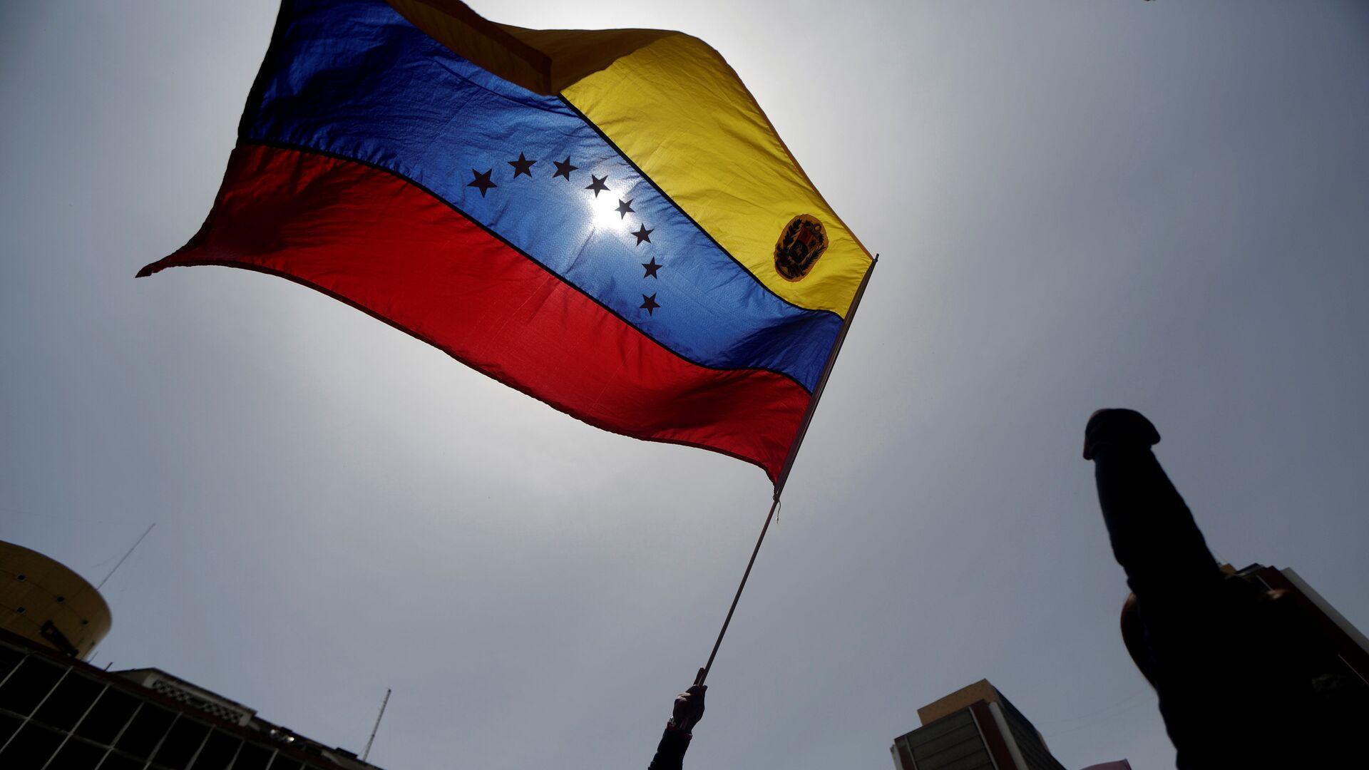 La bandera de Venezuela - Sputnik Mundo, 1920, 24.03.2021