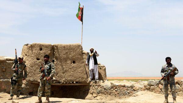 Situación en la provincia afgana de Kandahar (archivo) - Sputnik Mundo