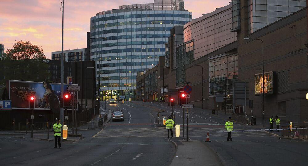 La mañana después del atentado en Mánchester