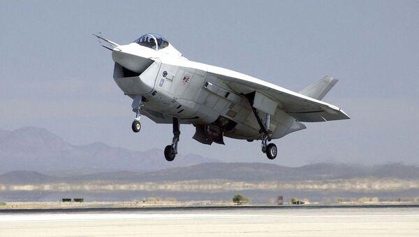 Boeing Joint Strike Fighter X-32B - Sputnik Mundo