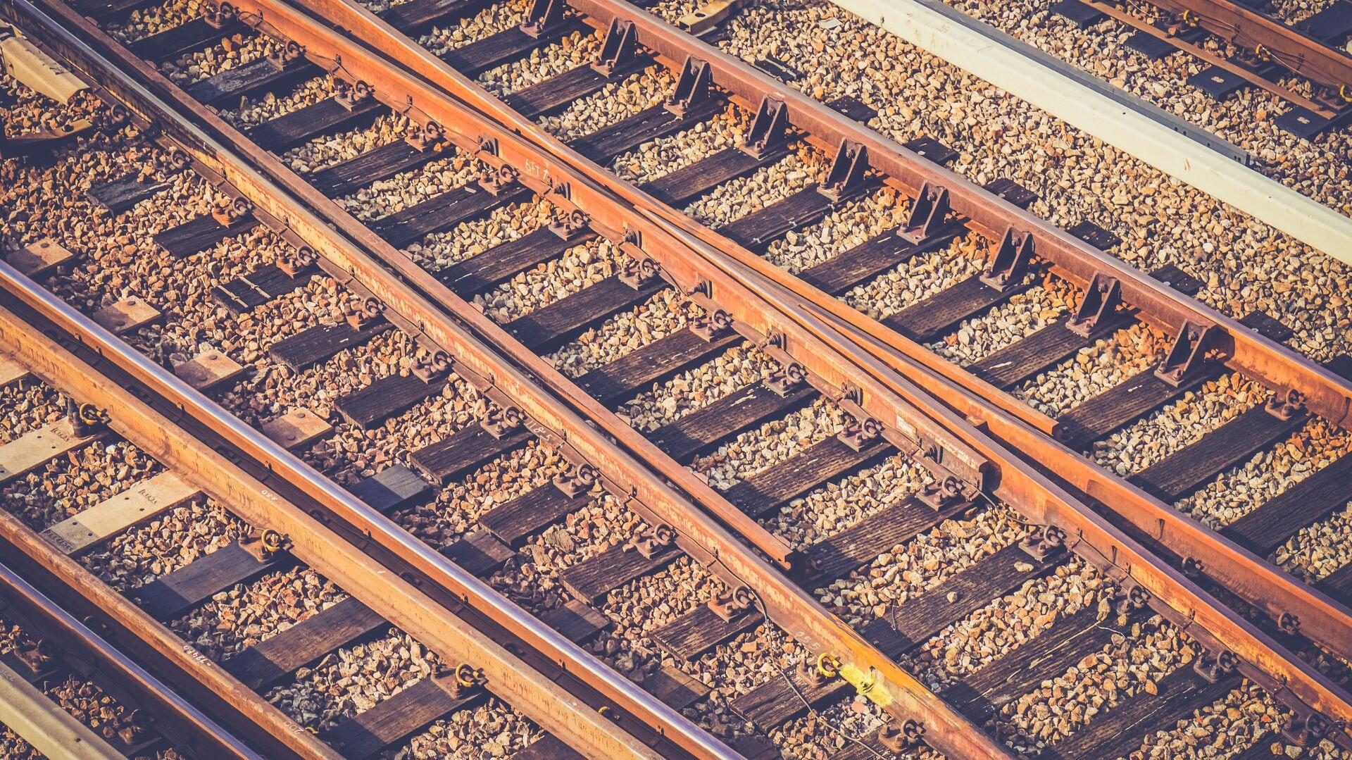 Ferrocarril (imagen referencial) - Sputnik Mundo, 1920, 24.08.2021