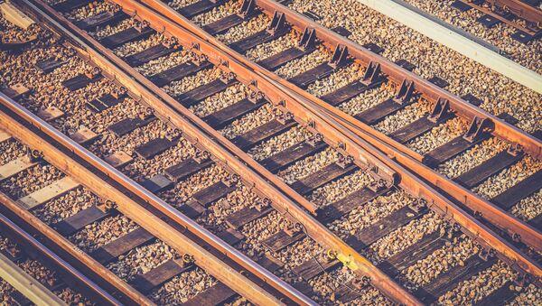 Ferrocarril (imagen referencial) - Sputnik Mundo