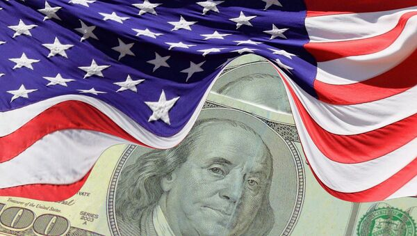 Dolar de EEUU - Sputnik Mundo