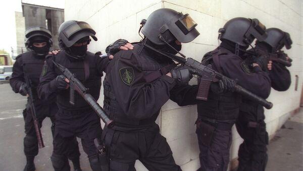Lucha contra terrorismo del Servicio Federal de Seguridad de Rusia - Sputnik Mundo