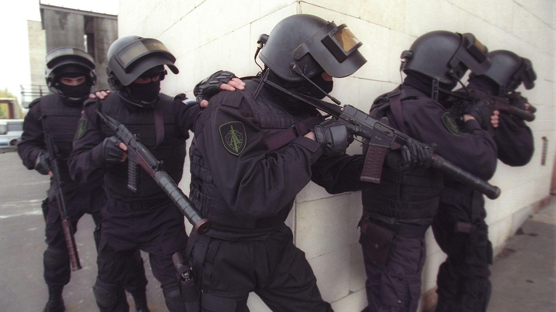Lucha contra terrorismo del Servicio Federal de Seguridad de Rusia - Sputnik Mundo, 1920, 10.03.2021