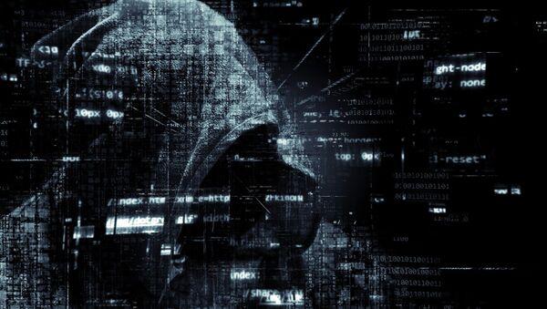 Un pirata informático - Sputnik Mundo