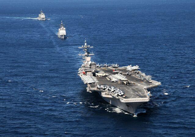 Portaviones USS George Bush