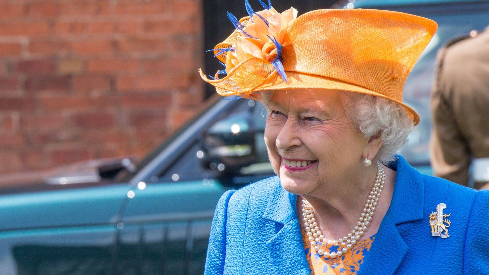La reina Isabel II - Sputnik Mundo, 1920, 17.03.2021