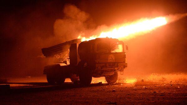 Lucha contra Daesh en Mosul, Irak - Sputnik Mundo