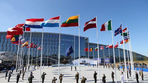 Sede de la OTAN en Bruselas - Sputnik Mundo