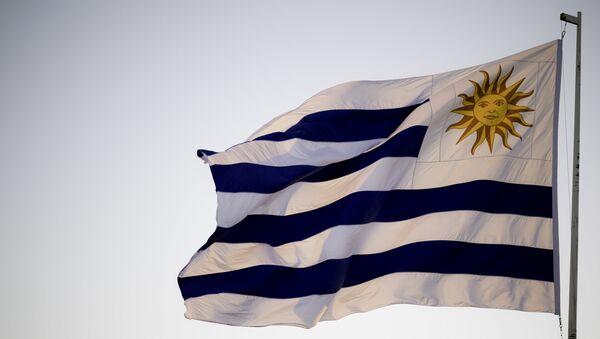 Bandera de Uruguay - Sputnik Mundo